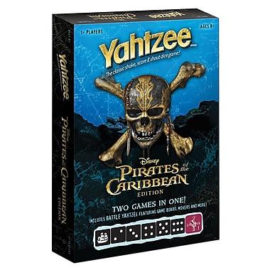 Yahtzee édition Pirates des Caraïbes