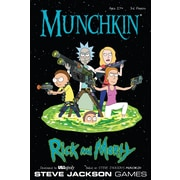 Munchkin : Rick and Morty