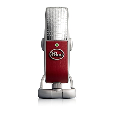 Blue Microphone ? Microphone USB mobile Raspberry Ultimate pour PC, Mac, iPhone et iPad