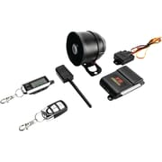 CrimeStopper SecurityPlus 2 Way LCD Paging Alarm/Keyless Entry System, Black (CSPSP302)