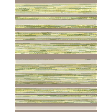 Breakwater Bay Aliyah Green Indoor/Outdoor Area Rug; 2' x 3'7''