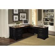 Darby Home Co Bateman L-Shape Executive Desk