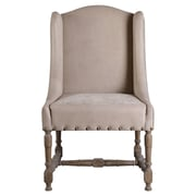 Darby Home Co Rhinebeck Leather Armchair