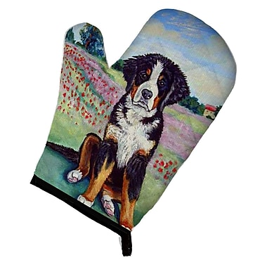 East Urban Home Patterned Dog Oven Mitt