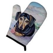 East Urban Home Dachshund Oven Mitt