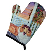 East Urban Home Collie Oven Mitt