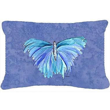 East Urban Home Butterfly Indoor/Outdoor Rectangular Throw Pillow