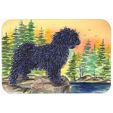East Urban Home Puli Rectangle Glass Cutting Board