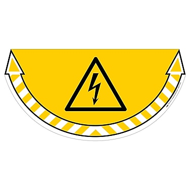 Take Care CEP7010/15 Electrical Hazard Marker Yellow