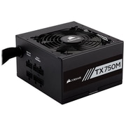 Corsair CP-9020131-NA TX750M Power Supply, 750 Watt