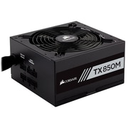 Corsair CP-9020130-NA TX850M Power Supply, 850 Watt