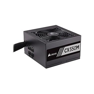 Corsair CP-9020102-NA CX550M Power Supply, 550 Watt