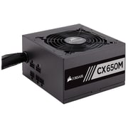 Corsair – Bloc d'alimentation CX650M, 650 watts (CP-9020103-NA)
