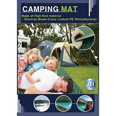 JTI – Matelas de camping extérieur, très grand, 200 x 240 cm