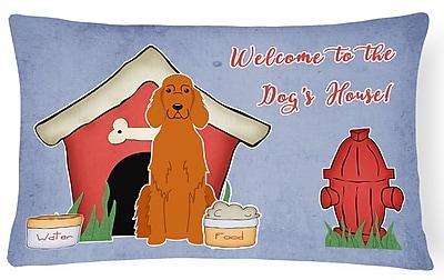 East Urban Home Dog House Indoor/Outdoor Lumbar Pillow