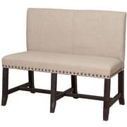 Gracie Oaks Gaudette Upholstered Dining Bench