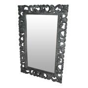 Jeffan Arc Wooden Accent Mirror