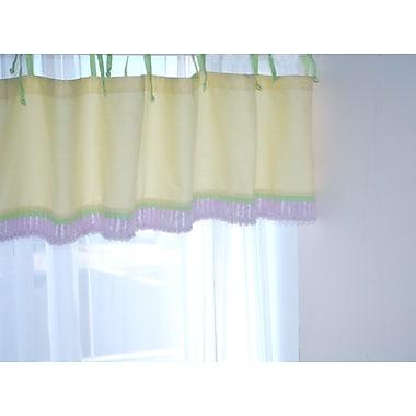 Harriet Bee Carlie 53'' Window Valance