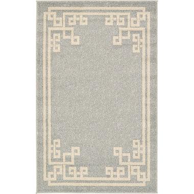 Willa Arlo Interiors Ellery Gray Area Rug; 3'3'' x 5'3''