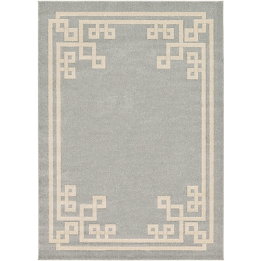 Willa Arlo Interiors Ellery Gray Area Rug; 7' x 10'