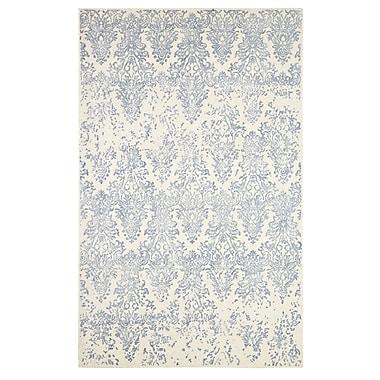 Ophelia & Co. Gerry Hand-Woven Beige/Gray Area Rug; 5' x 8'