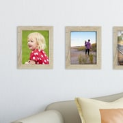Red Barrel Studio Rectangle Picture Frame (Set of 12); Driftwood Gray