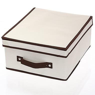 Rebrilliant Foldable Organizer Fabric Box