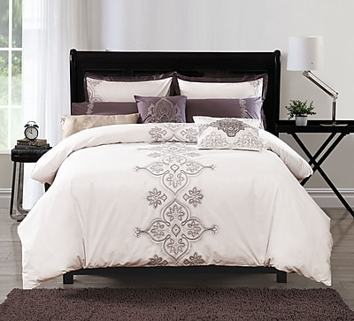 Rosdorf Park Rennan 6 Piece Comforter Set; Full