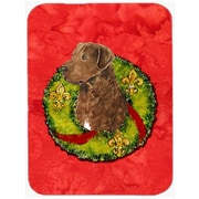 The Holiday Aisle Scottish Terrier Glass Cutting Board