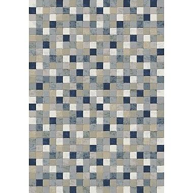 Williston Forge Rodrigo Blue Area Rug; 3'11'' x 5'7''