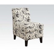 Winston Porter Monica Upholstered Slipper Chair