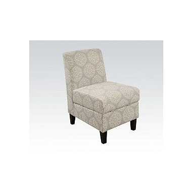 Winston Porter Monica Velvet Slipper Chair