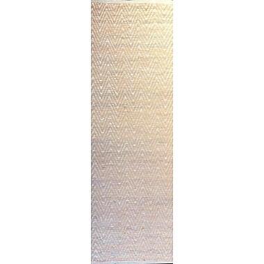 Gracie Oaks Judy Ivory Area Rug; 2' x 3'