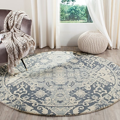 Ophelia & Co. Ellicottville Hand-Tufted Area Rug; 3' x 5'