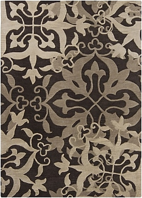 Darby Home Co Bartz Beige Area Rug; 9'x13'
