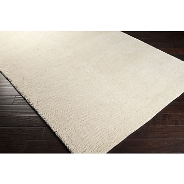 Red Barrel Studio Fenimore Parchment Area Rug; 2' x 3'