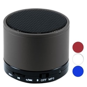 KoleImports Wireless Mini Portable Speaker; Red