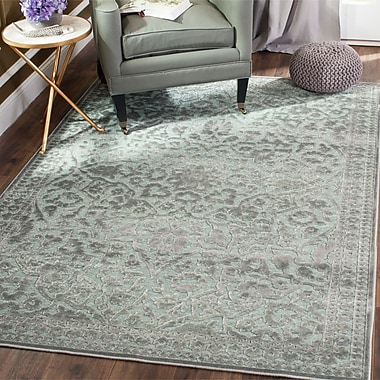 Ophelia & Co. Ellicott Light Gray Area Rug; Runner 2'2'' x 8'