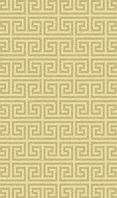 Bloomsbury Market Manning Gold Rug; 2' x 3'