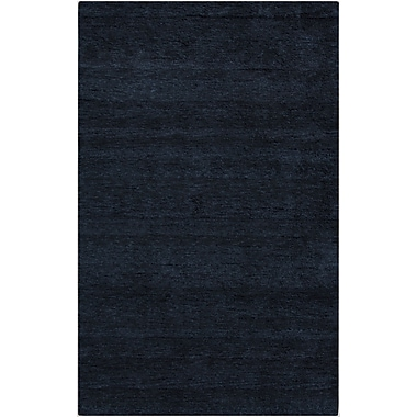 Brayden Studio Beagle Teal Hand Woven Rug; 3'3'' x 5'3''