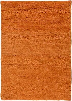 Brayden Studio Beagle Burnt Orange Rug; 3'3'' x 5'3''
