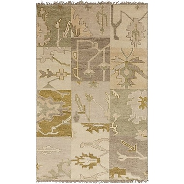 Darby Home Co Brasher Biscotti Rug; 5' x 8'