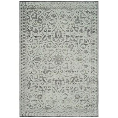 Ophelia & Co. Ellicott Light Gray Area Rug; 8' x 11'2''