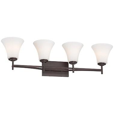 Alcott Hill Parthena 4-Light Vanity Light