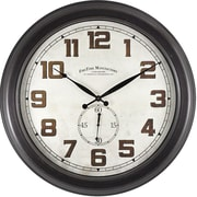 Darby Home Co Dual 22.5'' Wall Clock