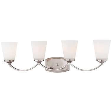 Alcott Hill Parish 4-Light Vanity Light