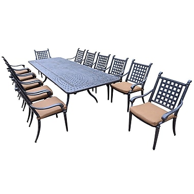 Darby Home Co Arness 18 Piece Dining Set and Bar Set