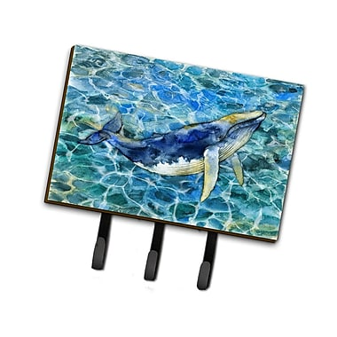 East Urban Home Humpback Whale Leash or Key Holder