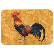 August Grove Jaiden Rooster Glass Cutting Board