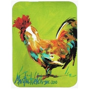 August Grove Jaiden Cockadoo Rooster Glass Cutting Board